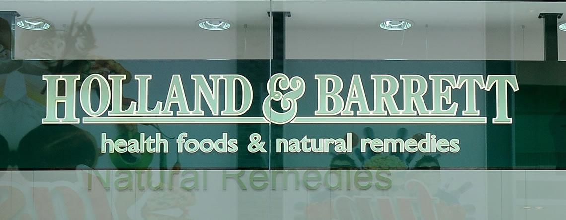 Holland & Barrett - The Rock Bury Shopping Centre