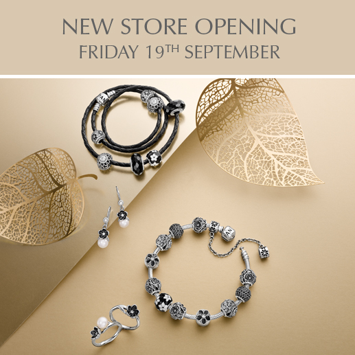 7e1d20e30 New Pandora store opens at The Rock - The Rock Bury Shopping Centre