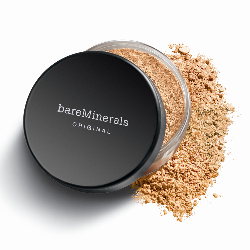Complimentary Make-Up at Bare Minerals