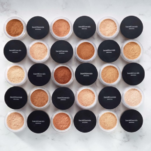 Enjoy bareMinerals® makeup lessons