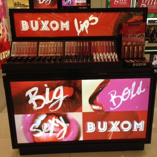 Discover Buxom – exclusively at Debenhams