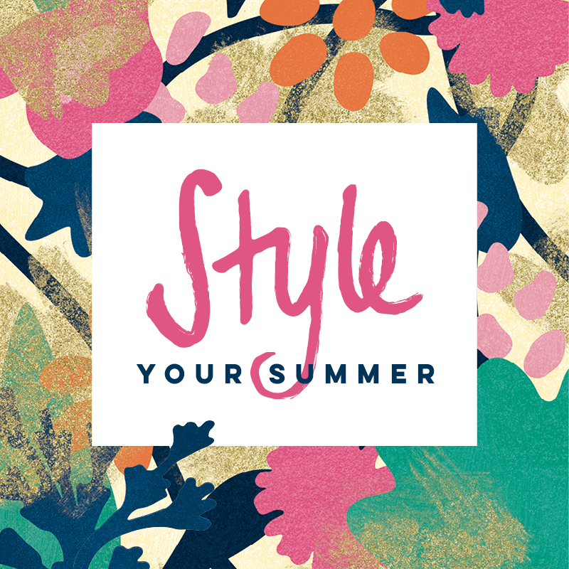 Style Your Summer at The Rock