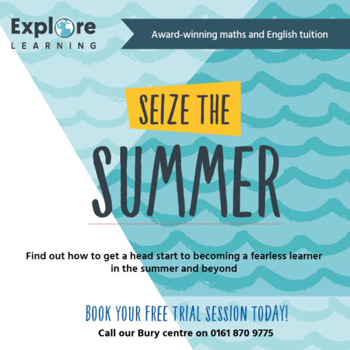 Summer projects at Explore Learning