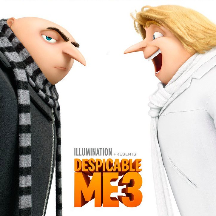 Despicable Me 3 at Vue Cinema