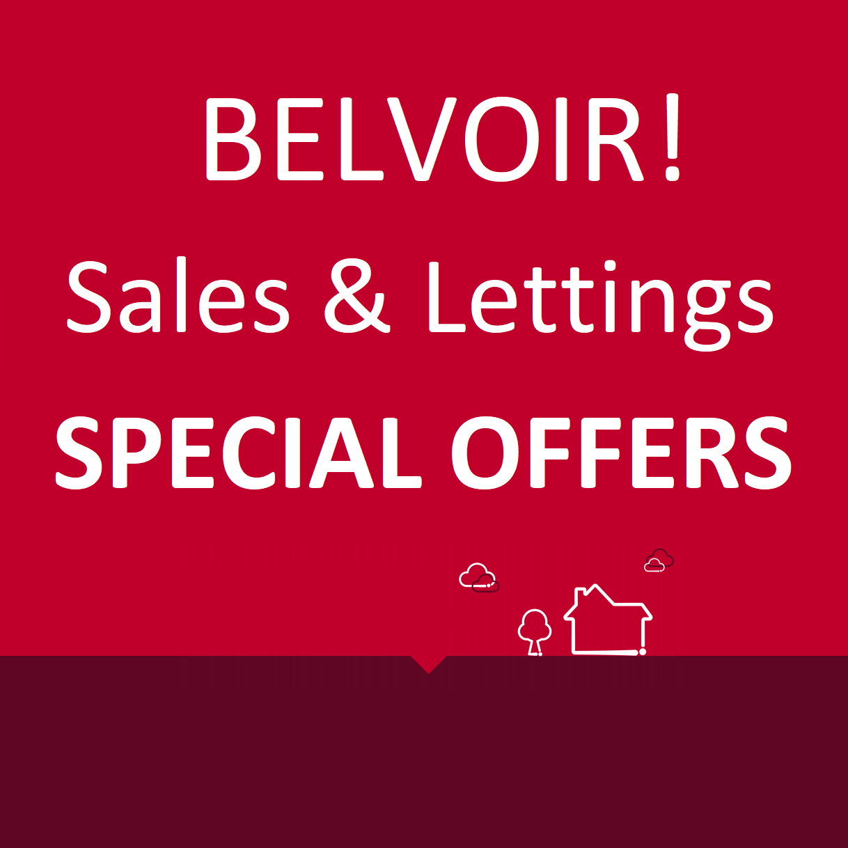 Special letting offer at Belvoir