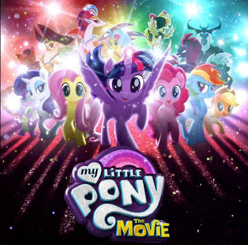 Watch My Little Pony: The Movie this half term
