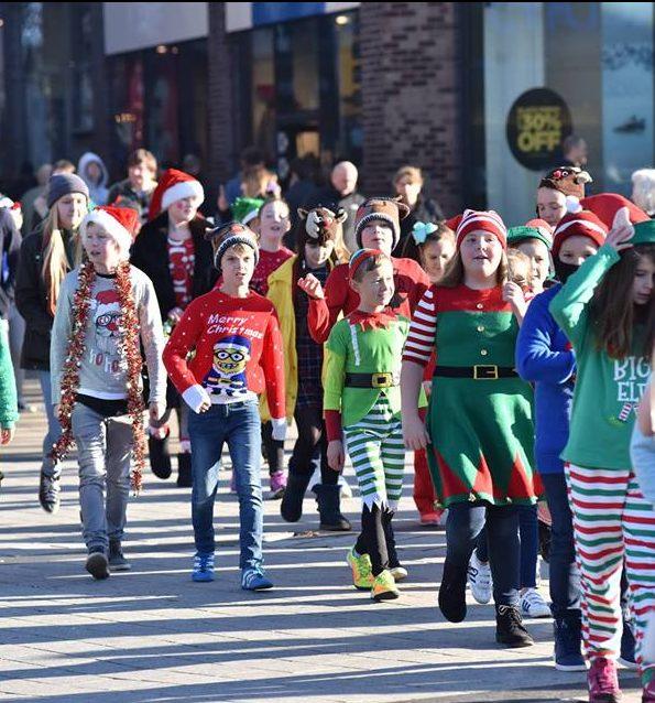 Santa's Arrival Parade & Grotto Opening