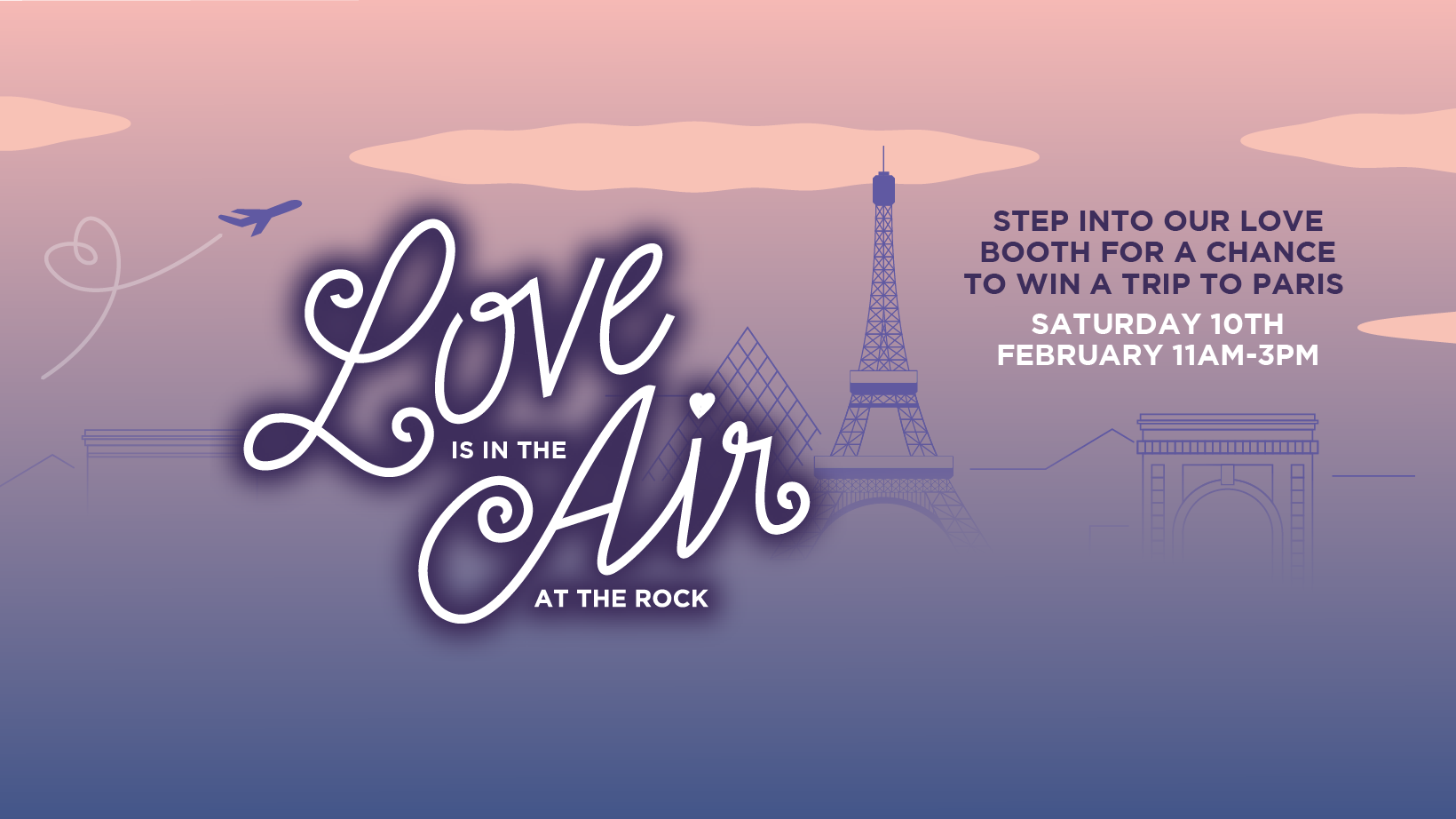 Love Is In The Air At The Rock This Valentine S Day The Rock Bury
