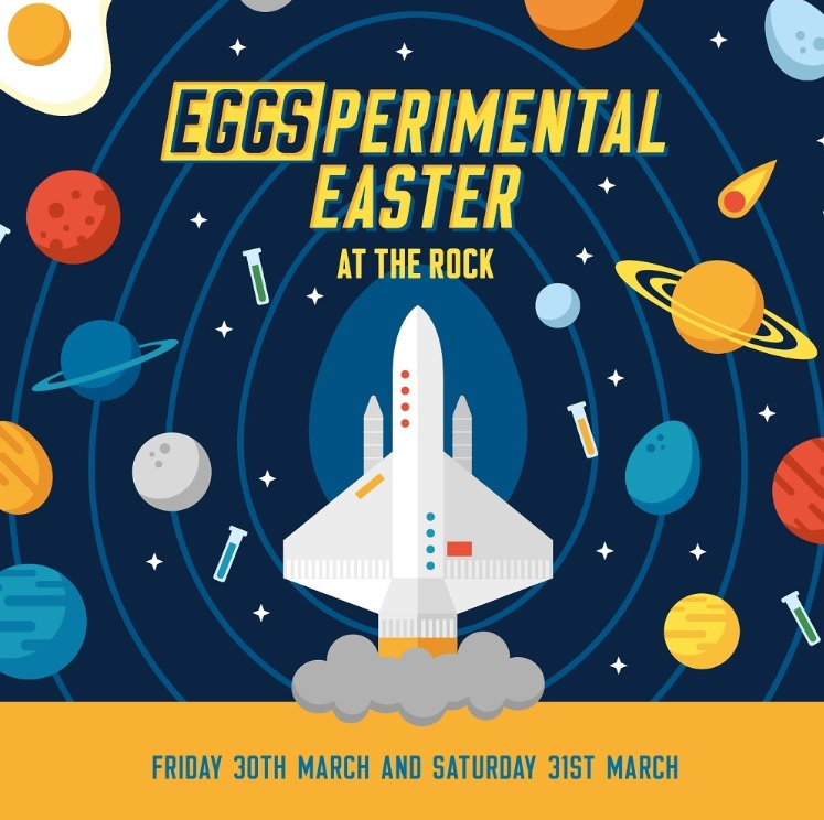 Free 'Eggs-perimental Easter' events – FULLY BOOKED
