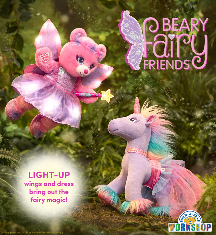 Magical weekends at Build-A-Bear-Workshop