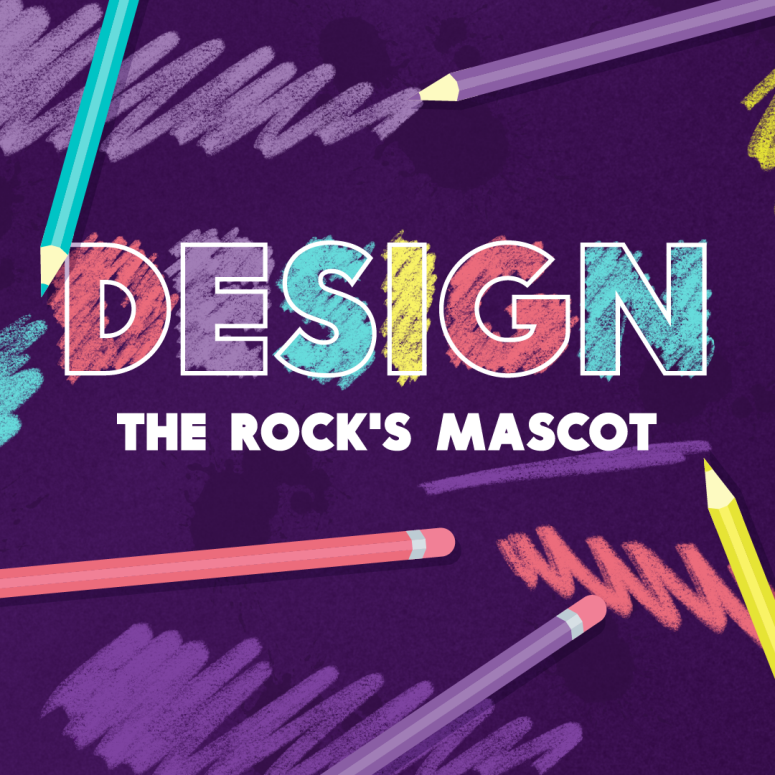 Design The Rock's Mascot