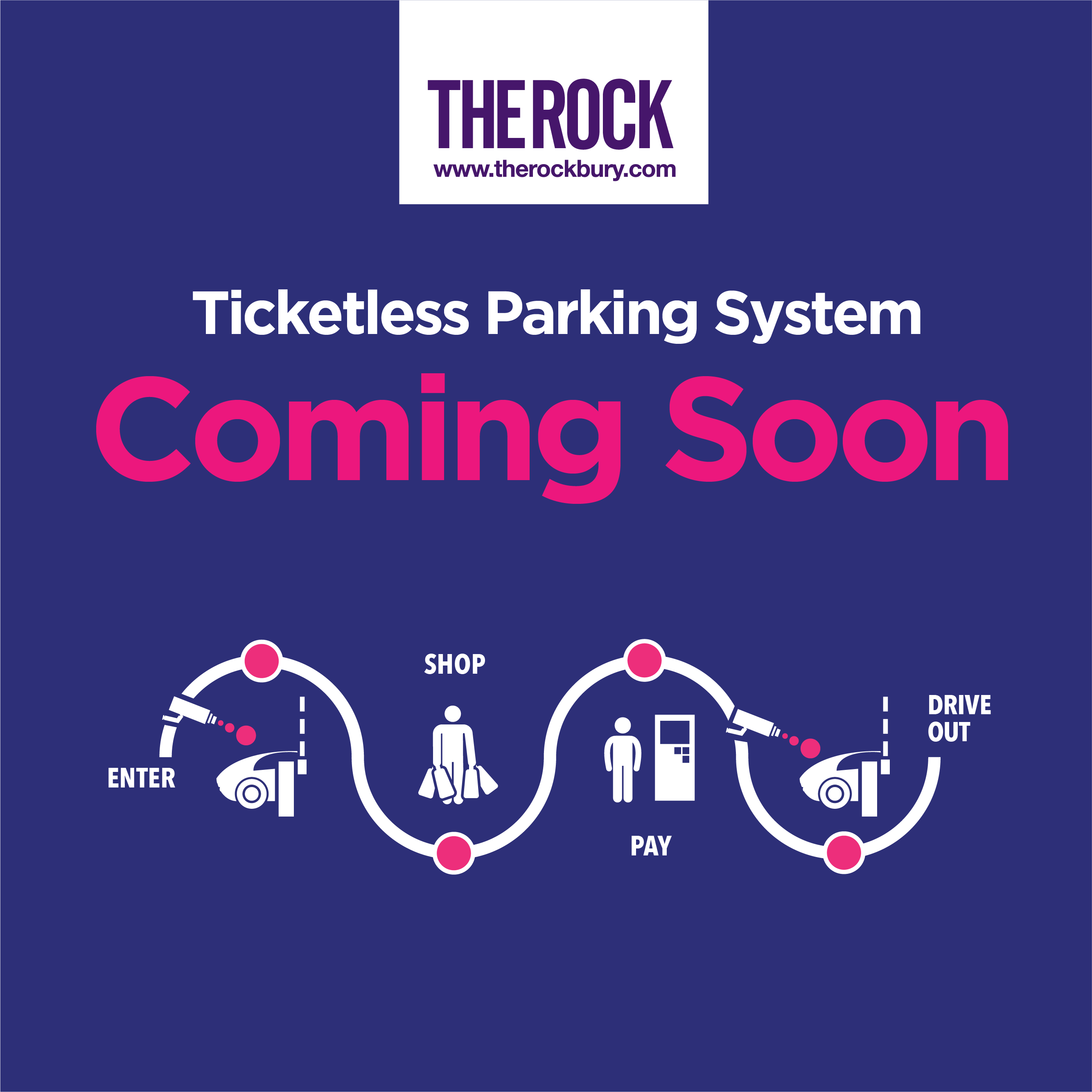Ticketless parking system – coming soon