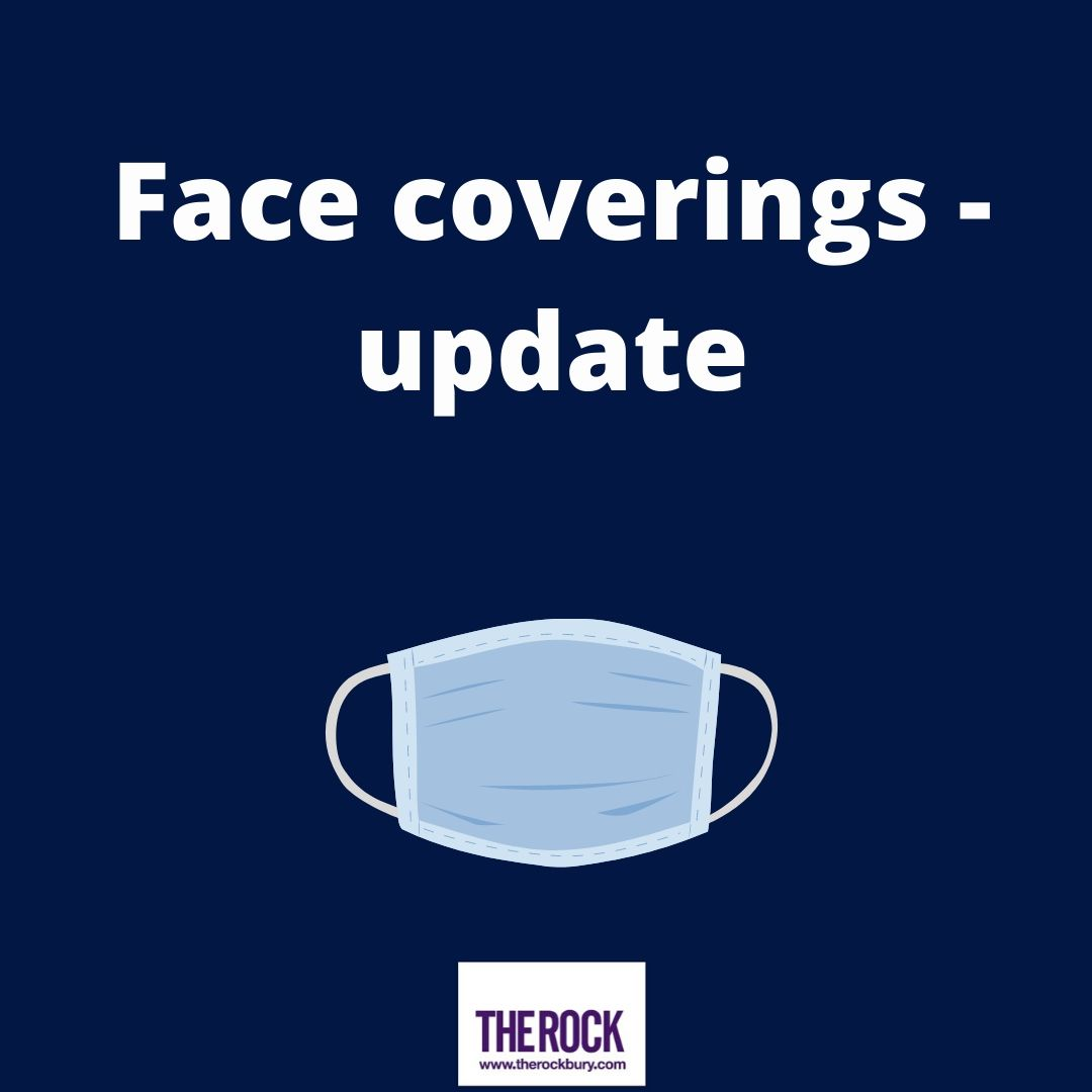 Face coverings in shops